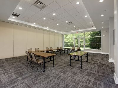 Meeting Space at Rollins Congressional Club